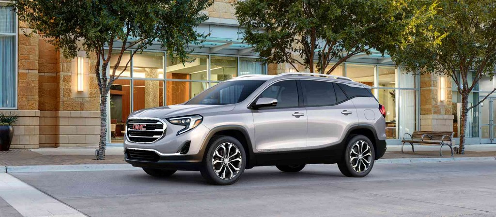2018 GMC Terrain * Price * Specs * Design * Interior