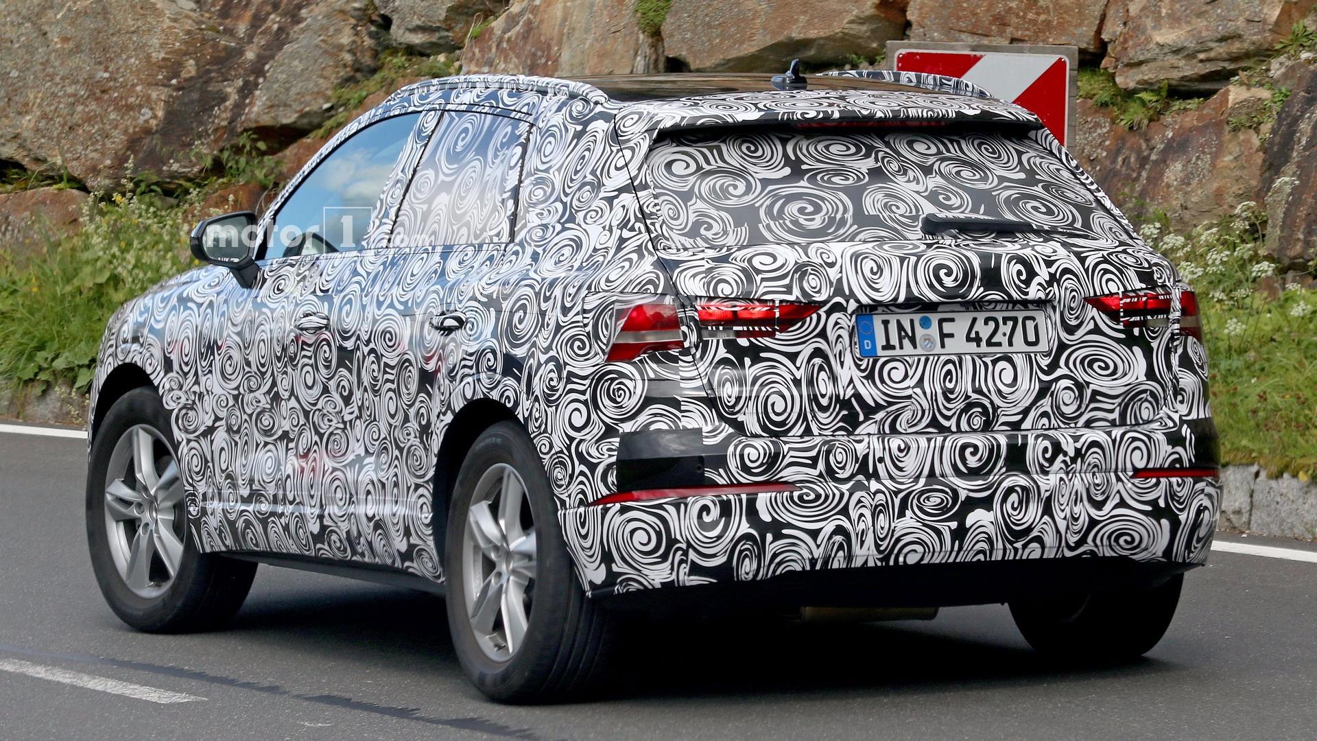 2019 Audi Q3 Release Date Price Redesign Specs