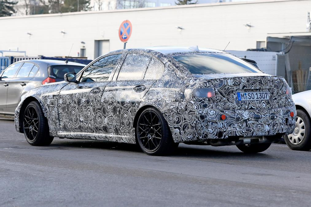 2019 BMW M3 * Release date * Price * Specs * Design ...