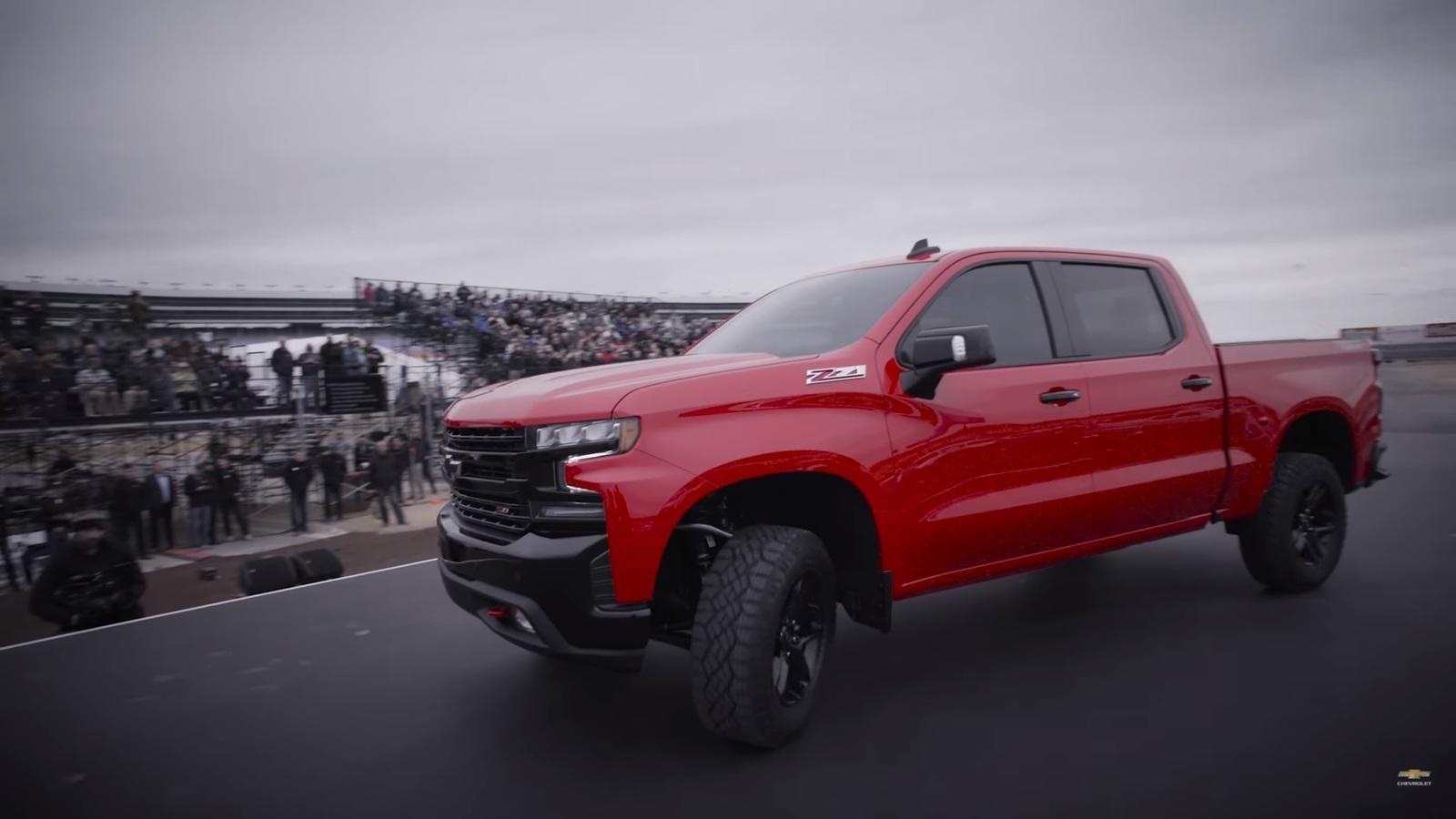 2019 Chevrolet Silverado * Price * Release date * Specs ...