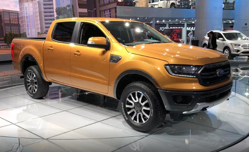 2019 Ford Ranger Raptor * Price * Release date * Specs * Interior