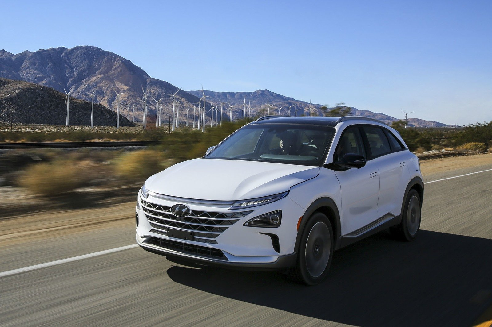2019 Hyundai Nexo Release Date Price Specs