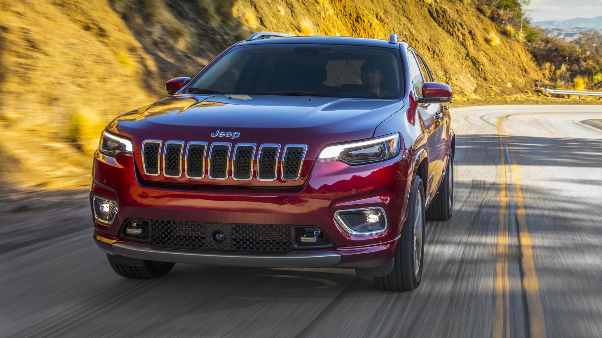 Jeep Trackhawk Release Date >> 2019 Jeep Cherokee * Price * Specs * Release date * Design