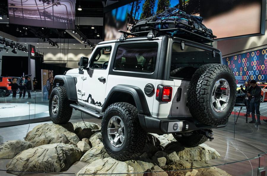 2019 Jeep Wrangler Price Release Date Specs