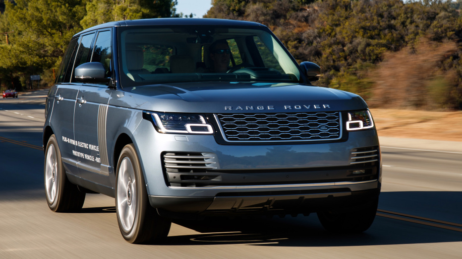 2019 Range Rover Phev2