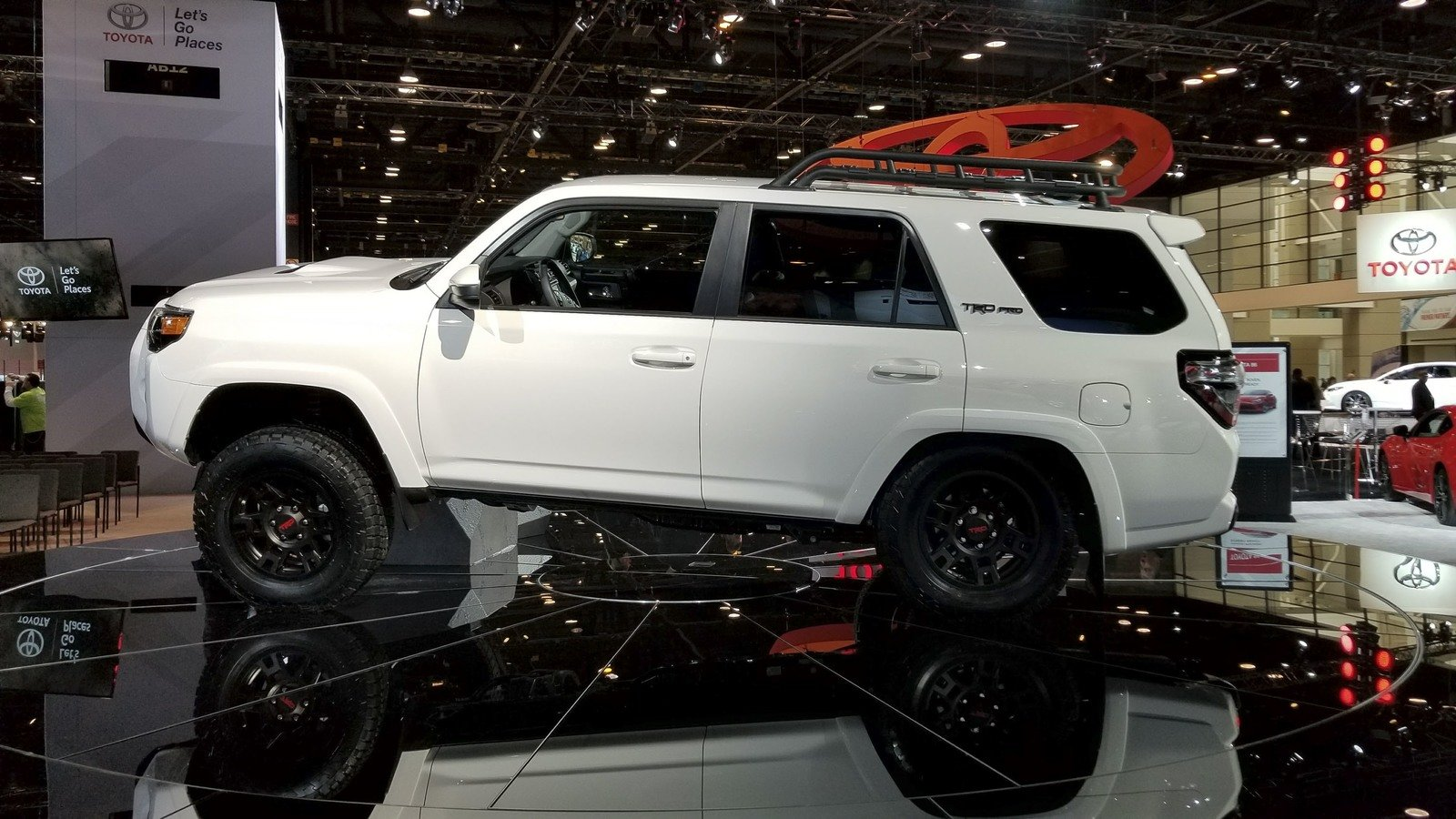 Off Road Jeep Images >> 2019 Toyota 4Runner Price * Concept * Release date * Specs * Interior