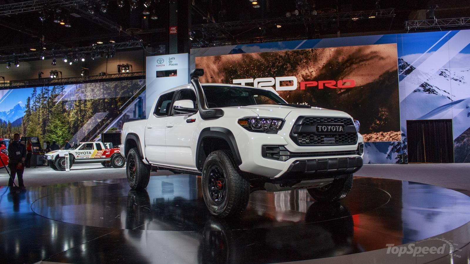 2019 Toyota Tacoma TRD Sport * Price * Specs * Interior ...