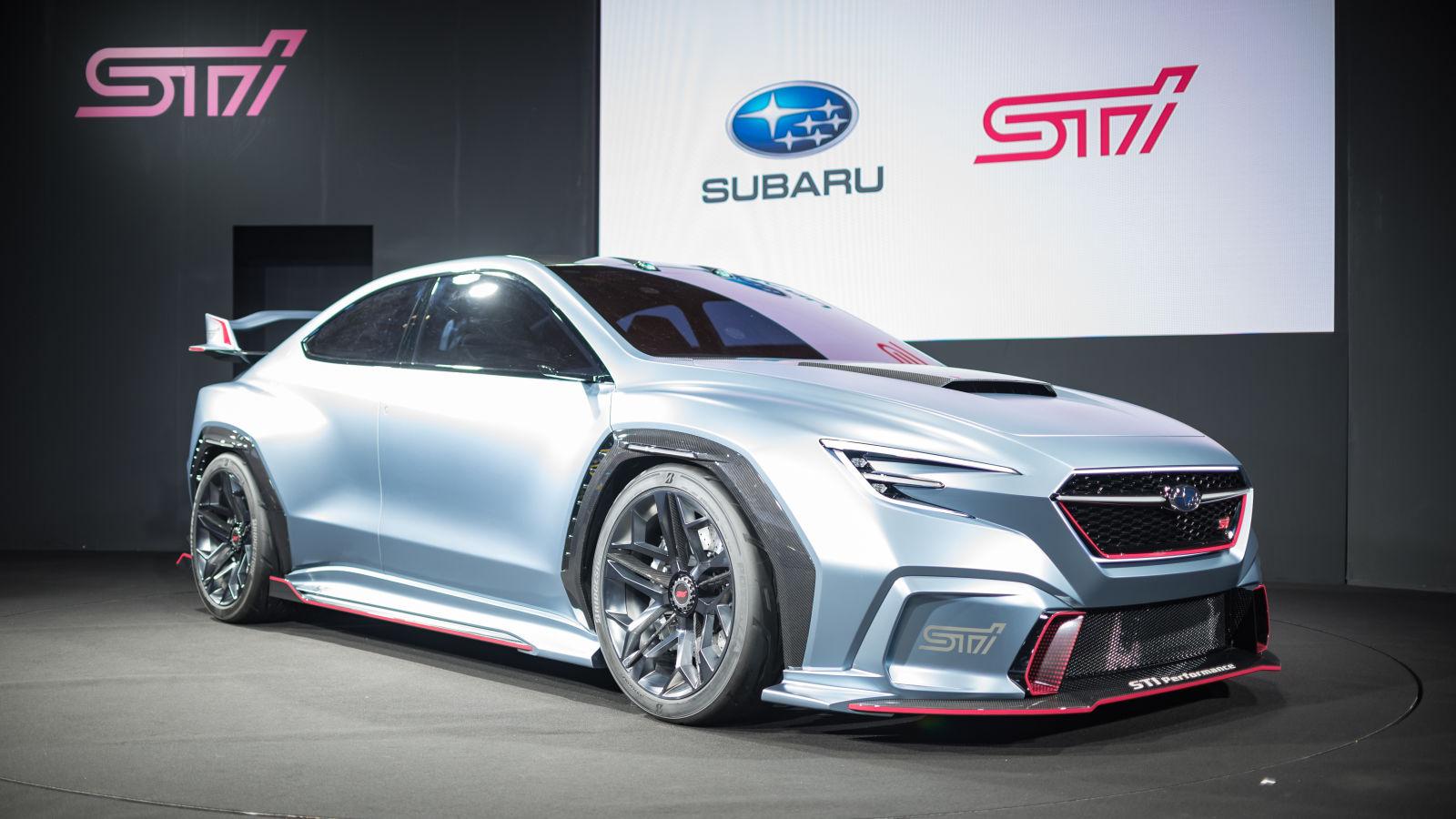 Subaru Brz Sti Price >> Subaru Viziv Performance Concept * Release date * Price