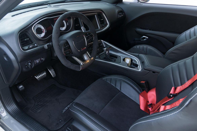 2018 Dodge Challenger Srt Demon Interior