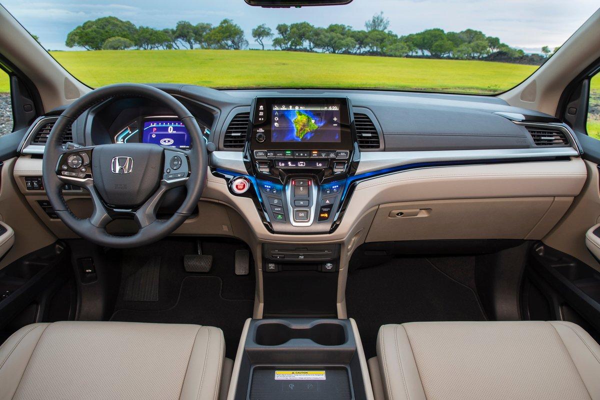 2019 Honda Odyssey * Price * Release date * Specs * Design ...