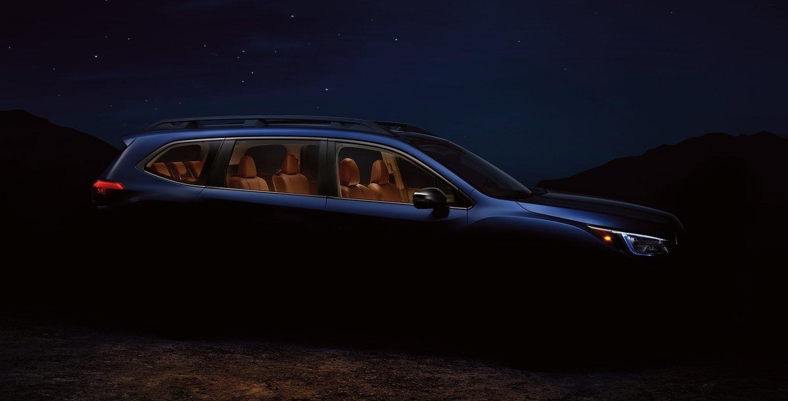2019 Subaru Ascent - Biggest Subaru SUV Is Here