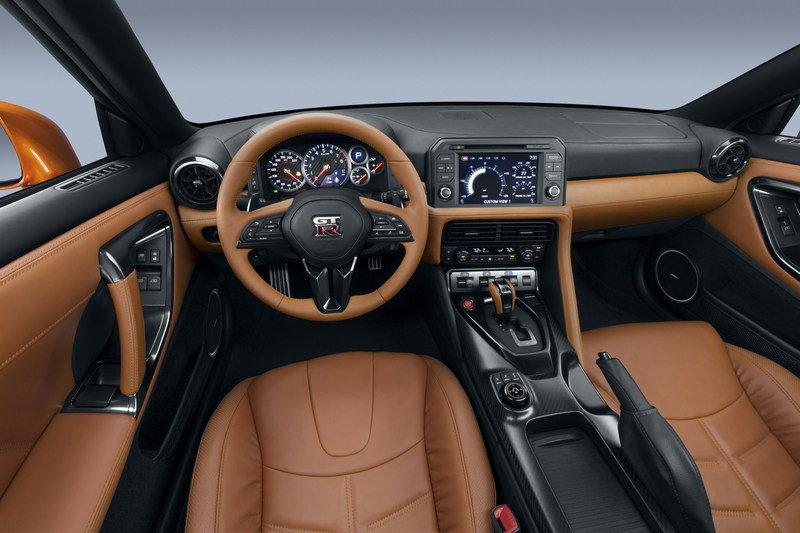 2020 Nissan Silvia S16 Interior